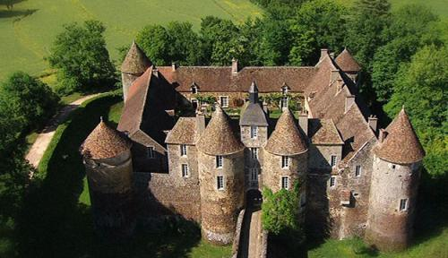 chateau ratilly